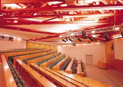 Auditorium Simone VEIL / CCI Campus