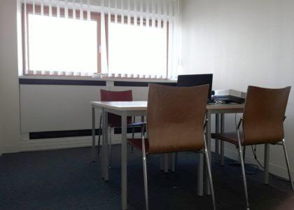 Bureau B25 / CCI Campus Strasbourg © LGa