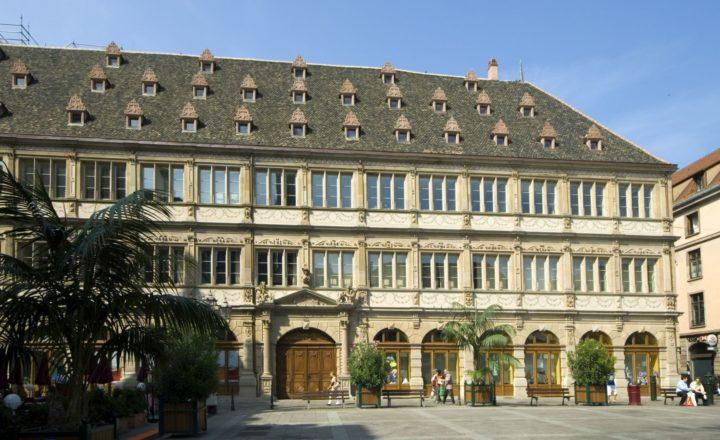 Façade / CCI Strasbourg © Serge Wartenberg