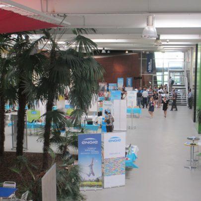Engie - Forum de l'Emploi, 27 juin 2019 / CCI Campus © LGa