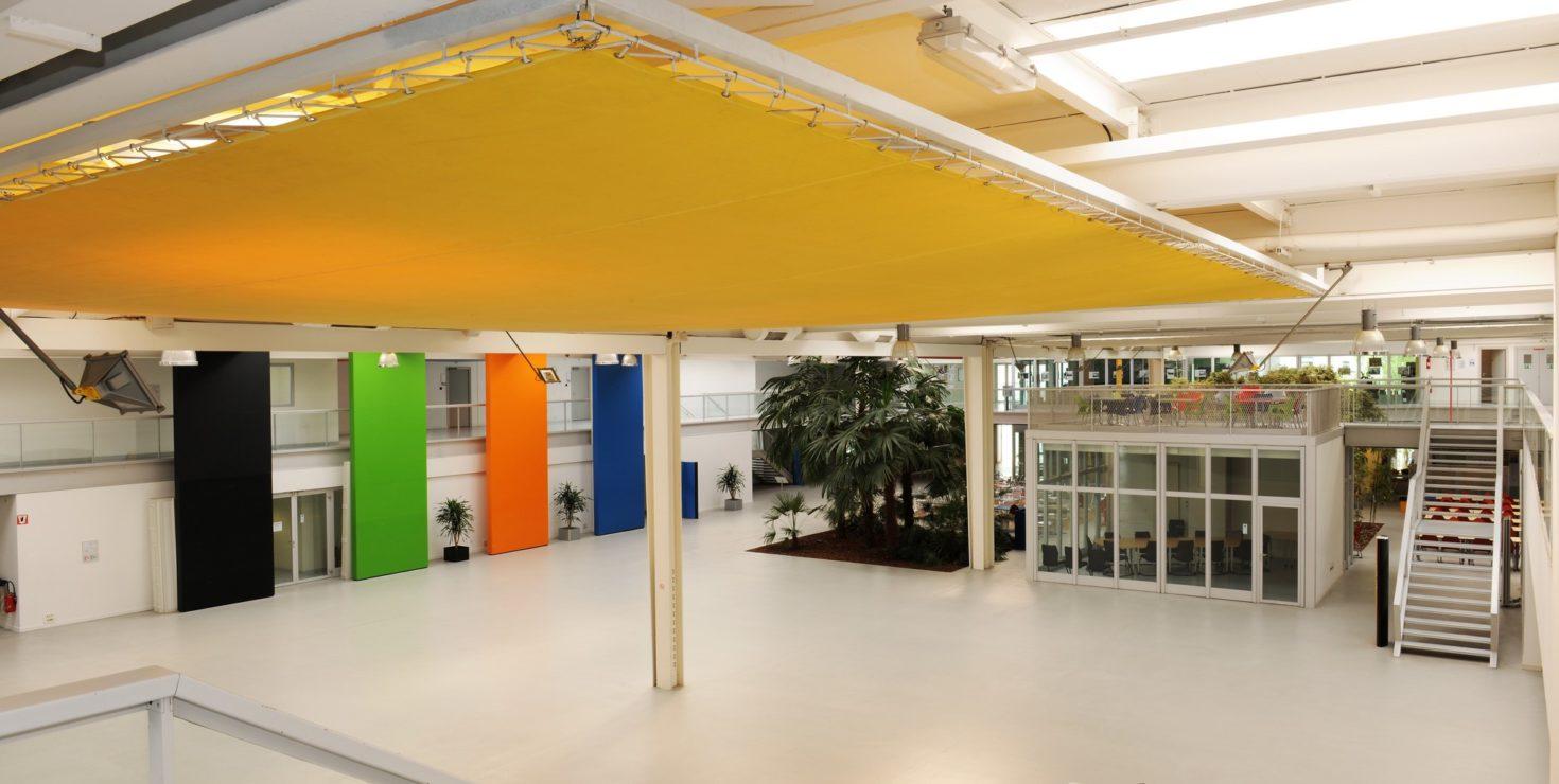 Place Couverte / CCI Campus