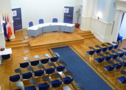Salle des Séances / CCI Mulhouse