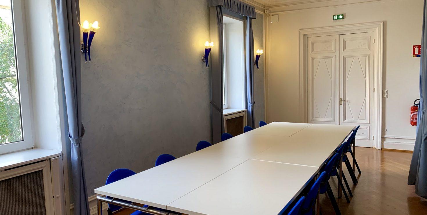 Salle de la Doller / CCI Mulhouse © Hugues Vauthier