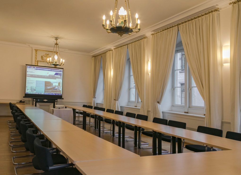 Salle Kléber / CCI Strasbourg © Pascal SCHWIEN pour Panoramaweb