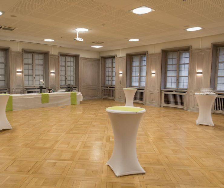 Salle Saint-Thomas / CCI Strasbourg © Pascal SCHWIEN pour Panoramaweb