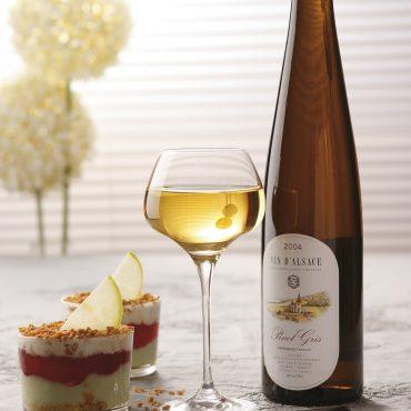 Pinot gris d'Alsace © QUAD