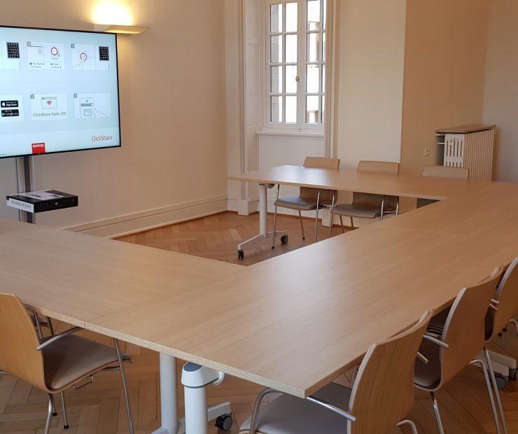 Salle 105 / CCI Colmar © Séverine ANNEHIM-STEIBLE