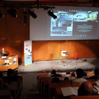 Société des Ingénieurs de l'Automobile - Congrès Tendances, Décors & Matières, 1er et 2 octobre 2019 / CCI Campus Strasbourg © Frédérique CLEMENT