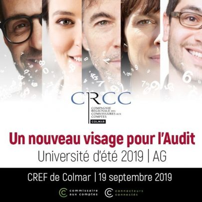 CRCC- Université d'Eté 2019, 19 septembre 2019