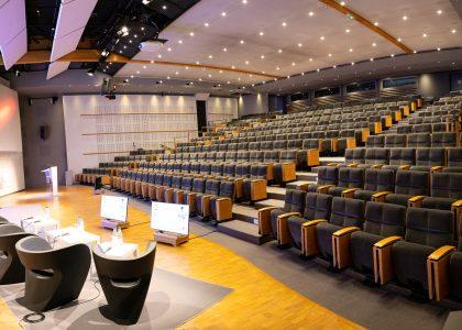 Salle Multimédia / LE CREF Colmar © Pascal Schwien panoramaweb.fr