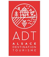 Logo Alsace Destination Tourisme