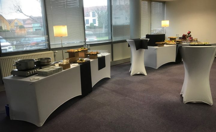 Salle de commission 48 m² / Le CREF Colmar © Christian SOLER