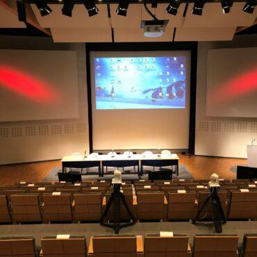 Salle multimédia / Le CREF Colmar